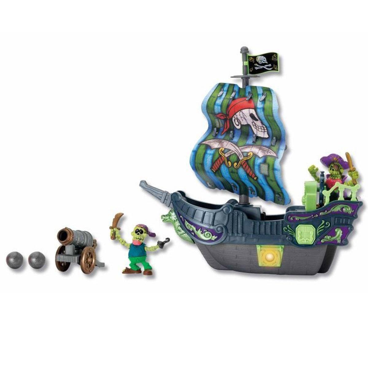 Keenway Игровой набор Приключения пиратов. Битва за остров игровой набор keenway приключение пиратов битва за остров с зелёным парусом