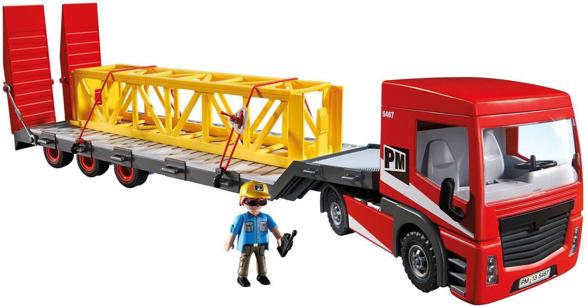 """Фото Playmobil Игровой набор """"Большой грузовик"""". Покупайте с доставкой по России"""