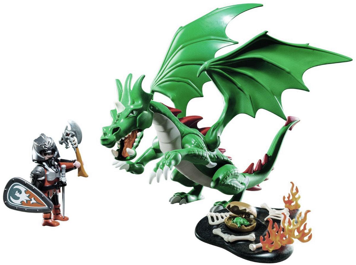 Playmobil Игровой набор Великий Дракон playmobil игровой набор охотники за привидениями питер венкман и ужасные собаки