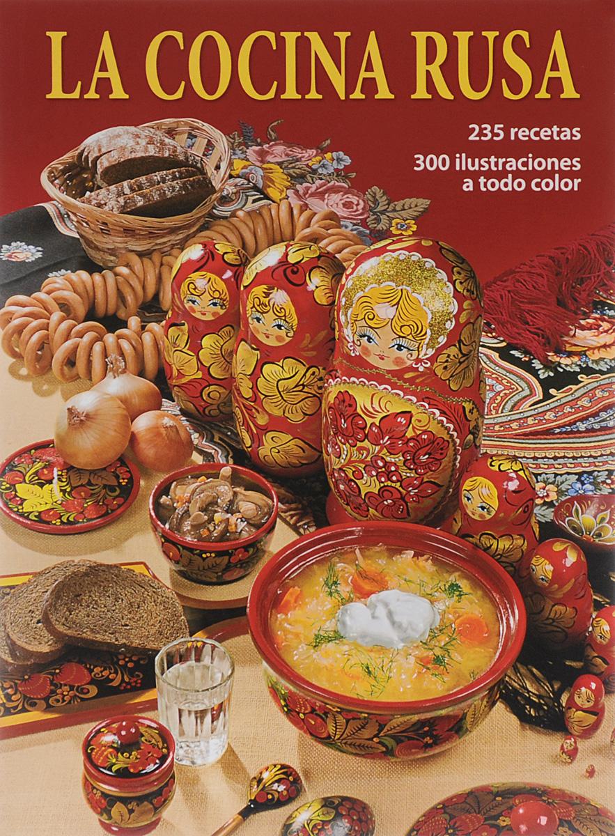 La cocina rusa pintura de laca rusa