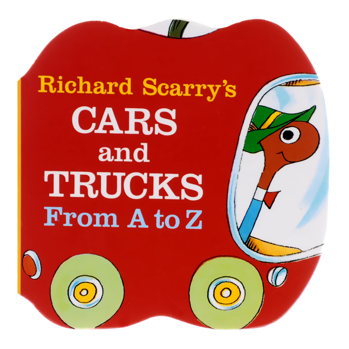 Cars and Trucks: From A to Z