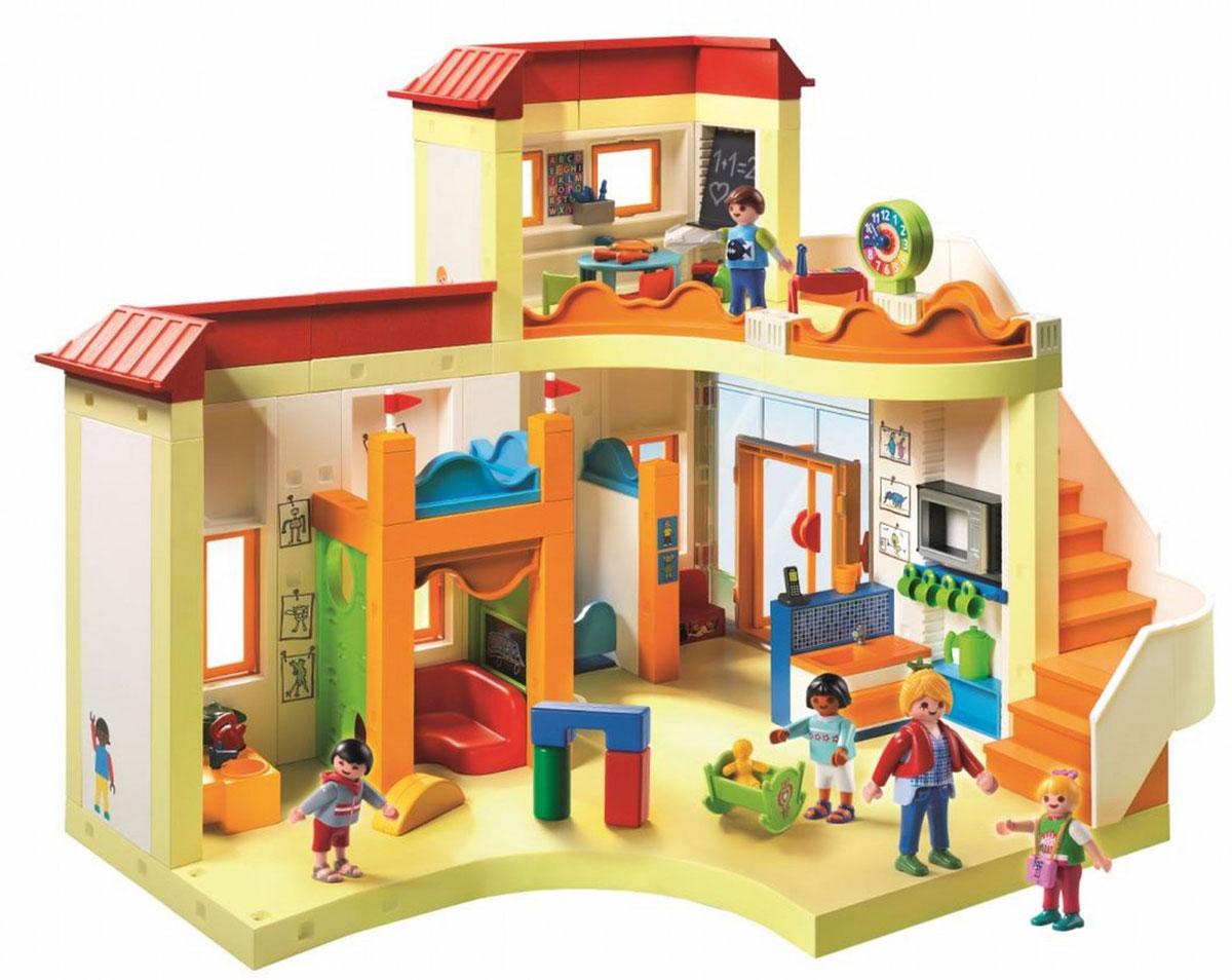 Playmobil Игровой набор Детский сад Солнышко аксессуары для сада