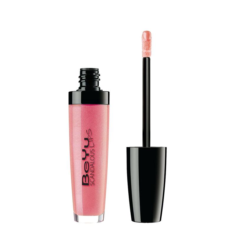BeYu Блеск для губ SCANDALOUS LIPS №49 7мл3341.49Блеск для губ с легкой кремовой текстурой и прозрачными оттенками. Дарит губам зеркальный эффект, легкое мерцание и соблазнительное сияние. Идеально ложится на губы, обеспечивает комфортные ощущения и приятный фиалковый аромат. В составе блеска - Витамин Е и Гиалоуроновая кислота, благодаря которым кожа губ получает ухаживающий эффект в течение всего дня. Аппликатор блеска имеет закругленную форму, для быстрого и идеального нанесения текстуры на губы.