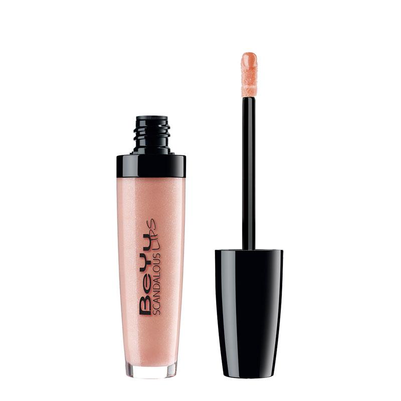 BeYu Блеск для губ SCANDALOUS LIPS №62 7мл3341.62Блеск для губ с легкой кремовой текстурой и прозрачными оттенками. Дарит губам зеркальный эффект, легкое мерцание и соблазнительное сияние. Идеально ложится на губы, обеспечивает комфортные ощущения и приятный фиалковый аромат. В составе блеска - Витамин Е и Гиалоуроновая кислота, благодаря которым кожа губ получает ухаживающий эффект в течение всего дня. Аппликатор блеска имеет закругленную форму, для быстрого и идеального нанесения текстуры на губы.