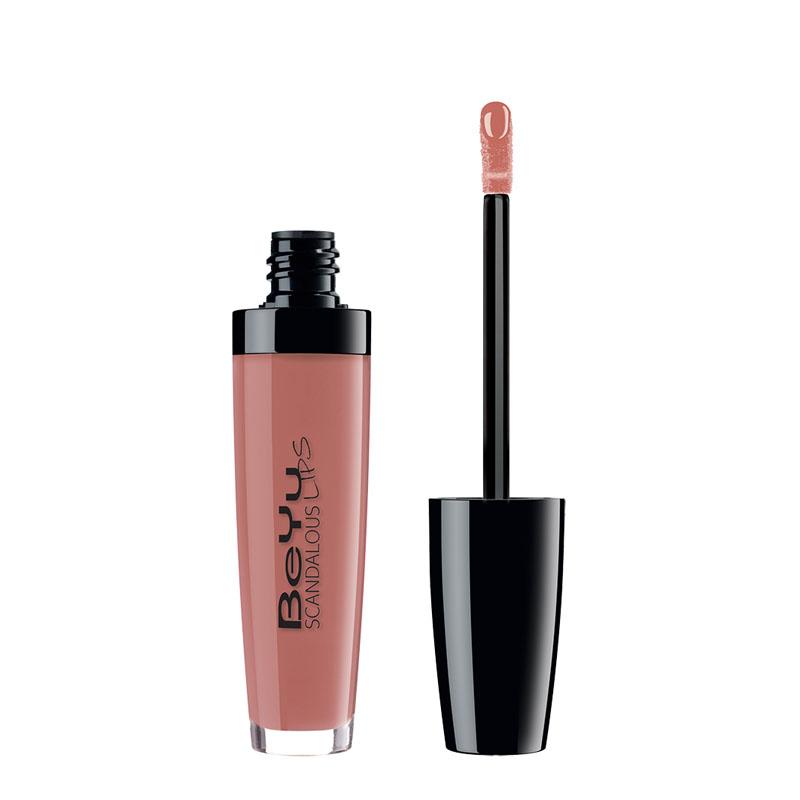 BeYu Блеск для губ SCANDALOUS LIPS №76 7мл3341.76Блеск для губ с легкой кремовой текстурой и прозрачными оттенками. Дарит губам зеркальный эффект, легкое мерцание и соблазнительное сияние. Идеально ложится на губы, обеспечивает комфортные ощущения и приятный фиалковый аромат. В составе блеска - Витамин Е и Гиалоуроновая кислота, благодаря которым кожа губ получает ухаживающий эффект в течение всего дня. Аппликатор блеска имеет закругленную форму, для быстрого и идеального нанесения текстуры на губы.