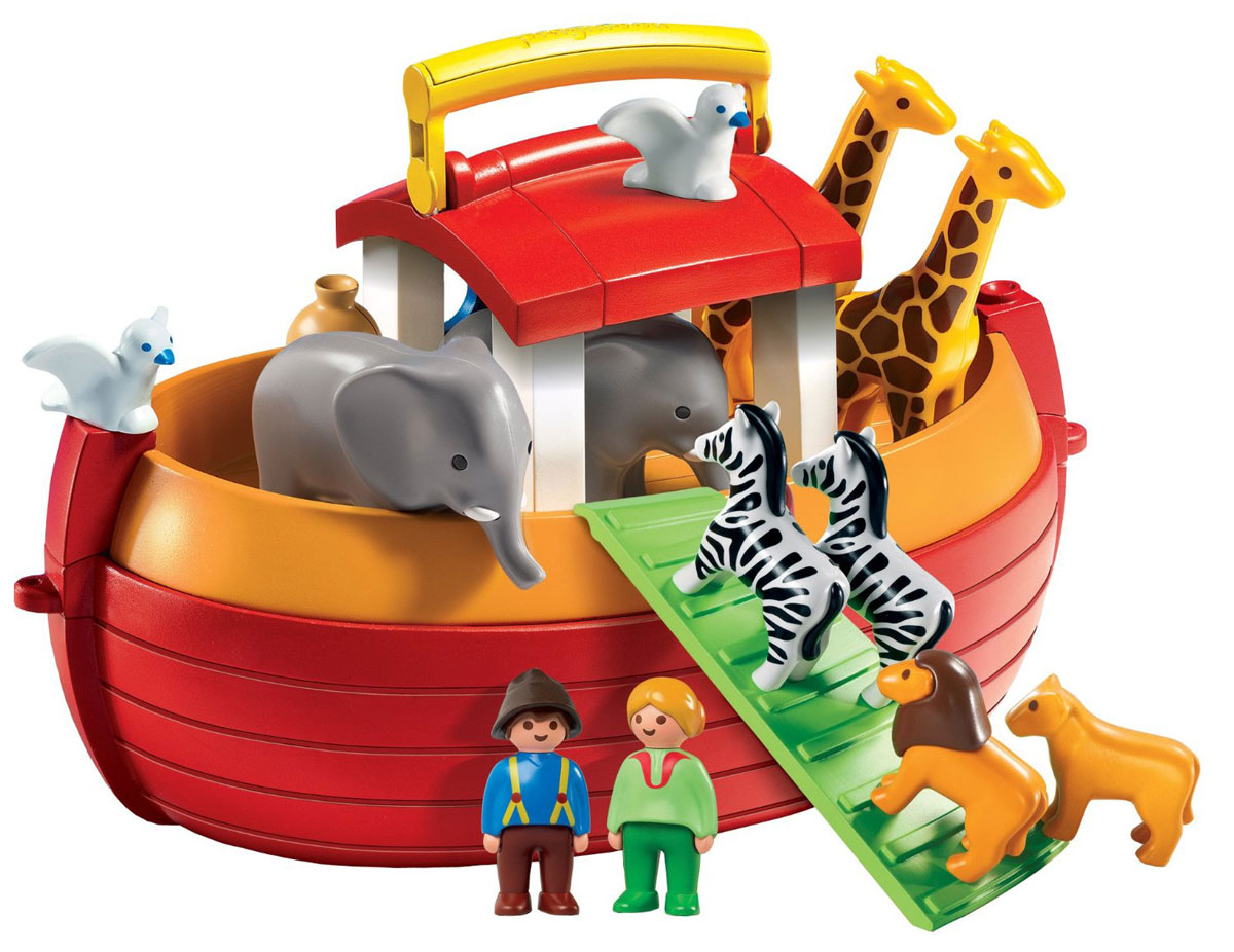Playmobil Игровой набор Ноев Ковчег ковчег интернет магазин