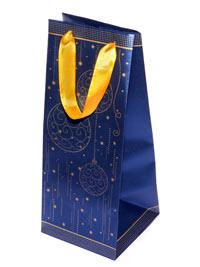 Пакет под бутылку Правила Успеха Шары, 34,5 х 14 х 14 см4610009210087Пакет под бутылку Правила Успеха Шары станет незаменимым дополнением к выбранному подарку. Для удобной переноски на пакете имеются два шнурка. Подарок, преподнесенный в оригинальной упаковке, всегда будет самым эффектным и запоминающимся. Окружите близких людей вниманием и заботой, вручив презент в нарядном, праздничном оформлении.