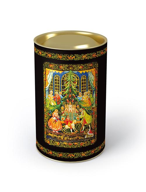 Тубус под чай и конфеты Правила Успеха Щелкунчик, 9 х 14 см4610009211541Подарок, преподнесенный в оригинальной упаковке в виде тубуса Правила Успеха Щелкунчик, всегда будет самым эффектным и запоминающимся. Окружите близких людей вниманием и заботой, вручив презент в нарядном, праздничном оформленииРазмер: 9 х 14 см.