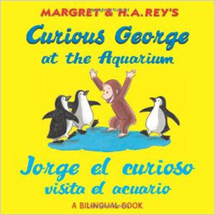 Jorge el curioso visita el acuario / Curious George at the Aquarium herbert george wells the war of the worlds
