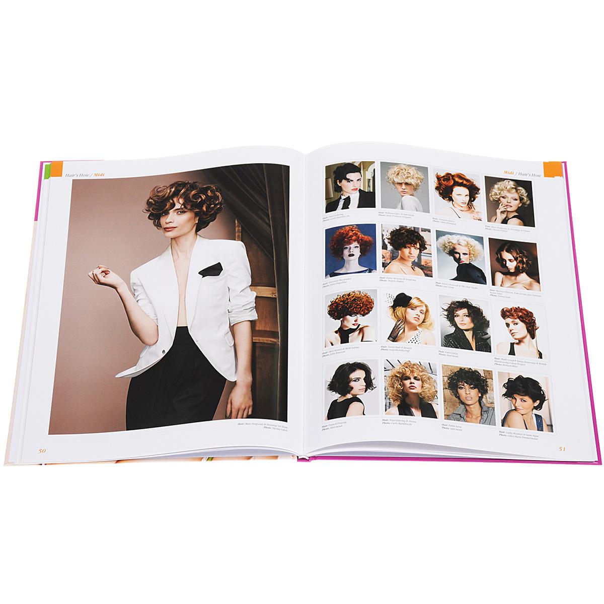 Hair's How. 1000 причесок. Книга 3 (+ приложение)