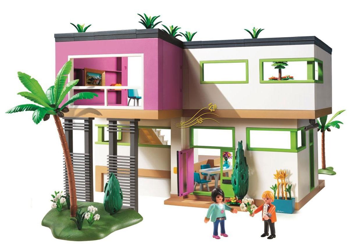 Playmobil Игровой набор Современный роскошный особняк особняк номер для гостей playmobil