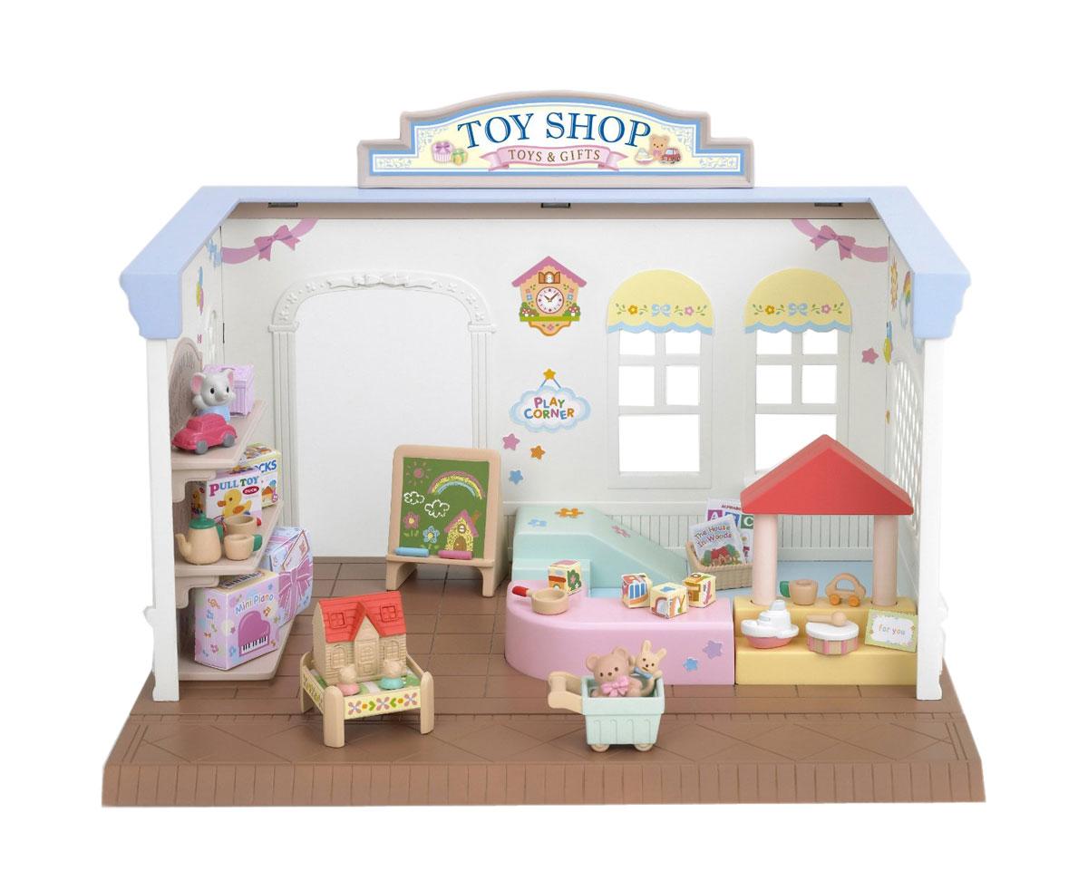 Sylvanian Families Игровой набор Магазин игрушек интернет магазин одежды дешевый