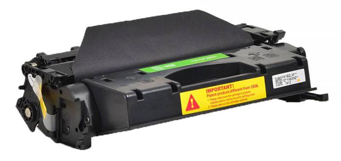 Cactus CS-CF280XS, Black тонер-картридж для HP LJ Pro 400/M401/M425 картридж совместимый для струйных принтеров cactus cs pgi29y желтый для canon pixma pro 1 36мл cs pgi29y