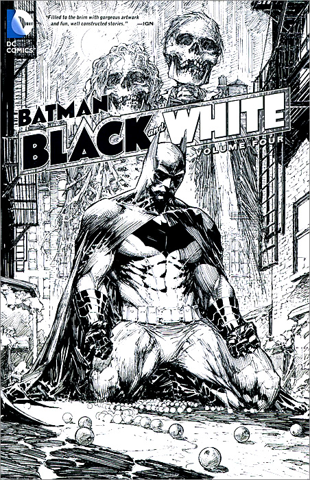 Batman: Black and White: Volume Four chris wormell george and the dragon