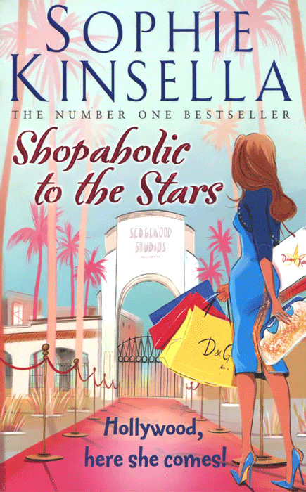 Shopaholic to the Stars managing the store