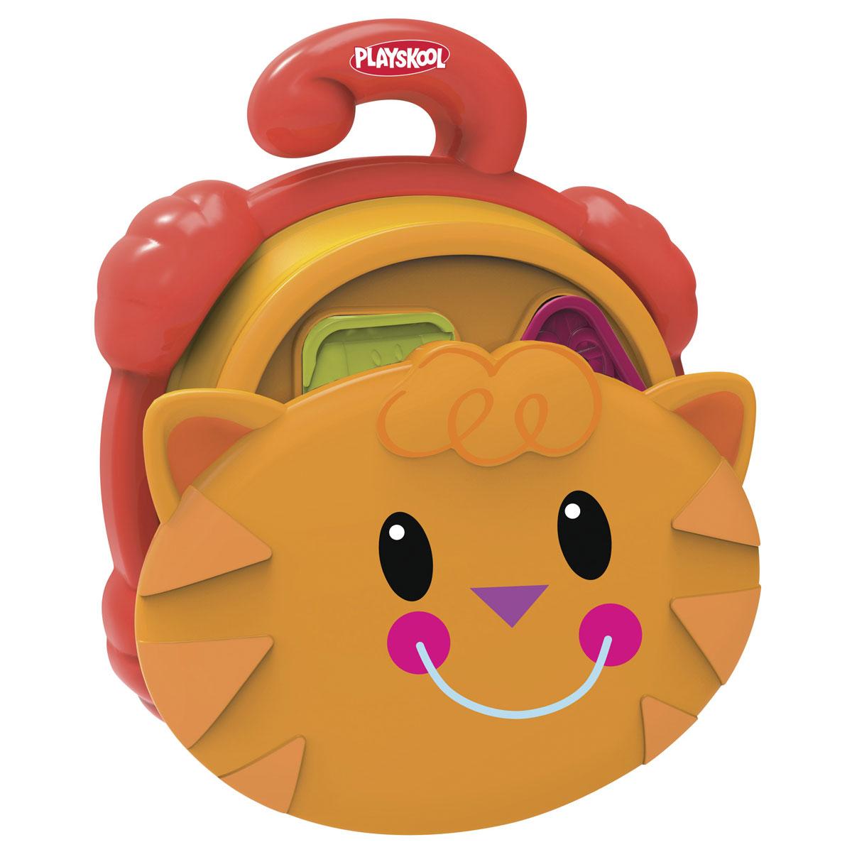 Playskool Развивающая игрушка-сортер Pop-Up Shape Sorter playskool веселый щенок возьми с собой