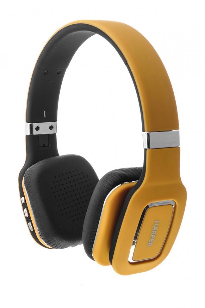 Harper HB-402, Yellow наушники