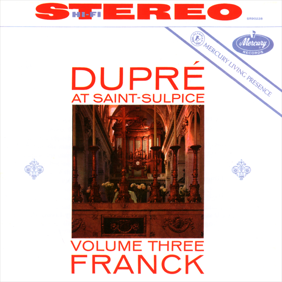 Марсель Дюпре Marcel Dupre. Franck. At Saint-Sulpice. Volume Three franck muller часы franck muller 6002 m qz r steel