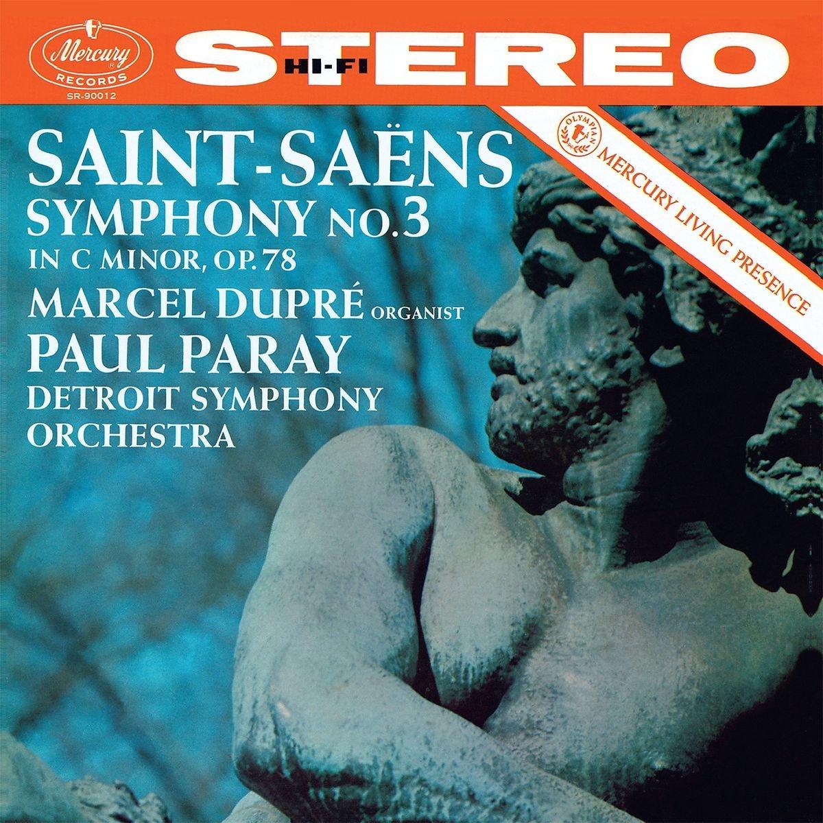 Marcel Dupre. Saint-Saens. Symphony No. 3