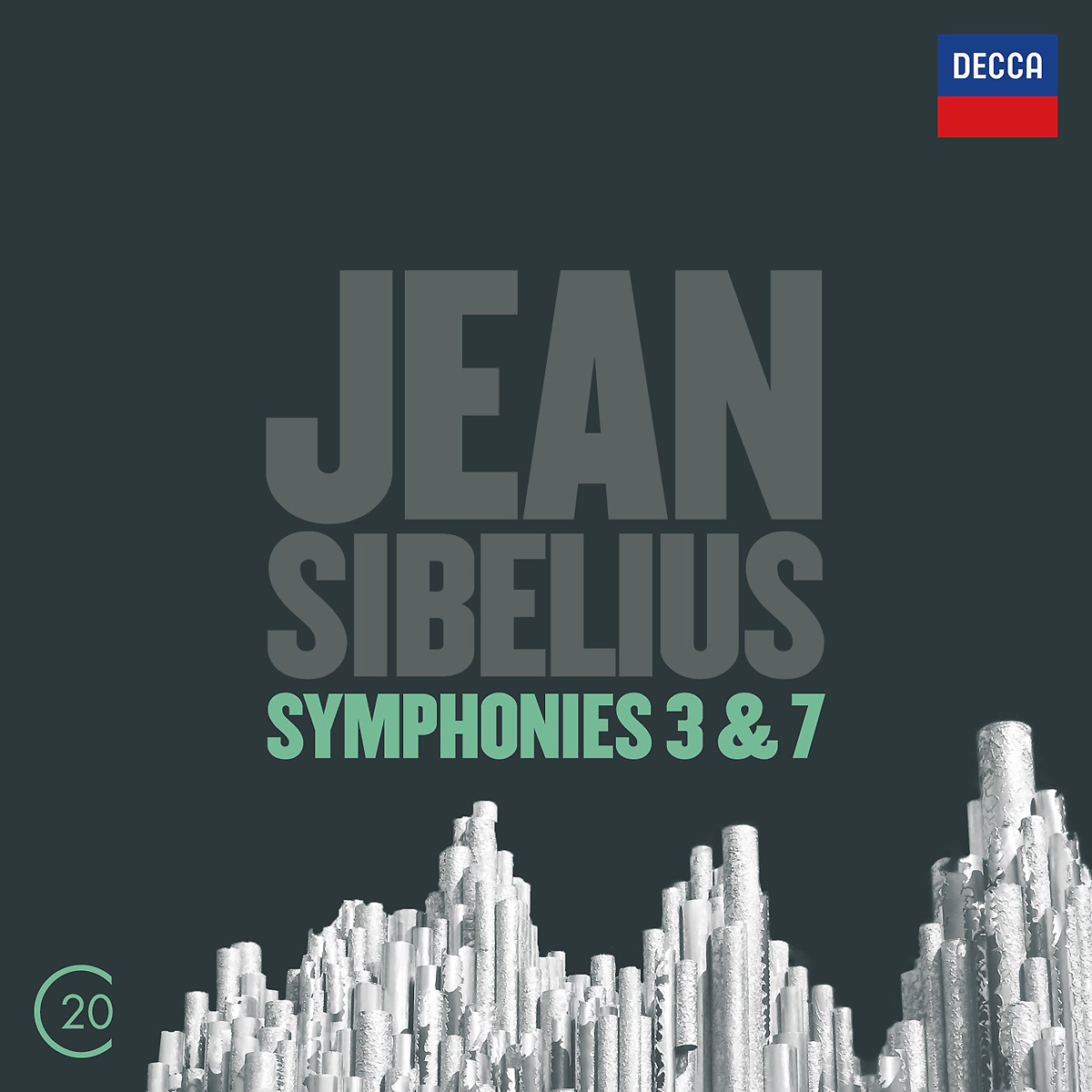 Boston Symphony Orchestra,Колин Дэвис Jean Sibelius. Symphonies Nos. 3 & 7
