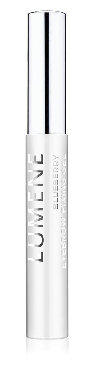 Lumene Фиксирующий гель для бровей Lumene Blueberry / Прозрачный, 5 мл набор торцевых головок alca 46 предметов
