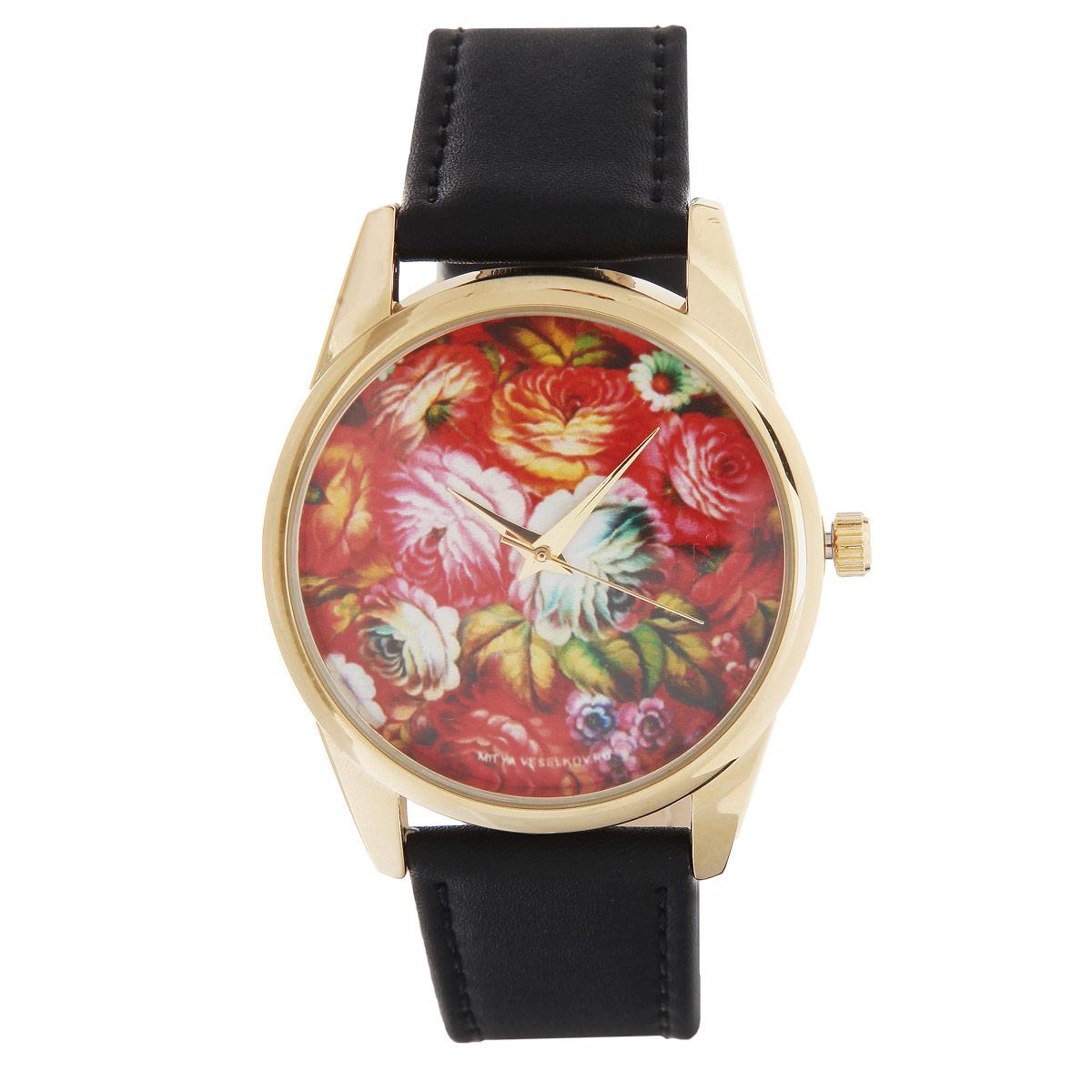 Часы Mitya Veselkov Жостово-2. Gold-38
