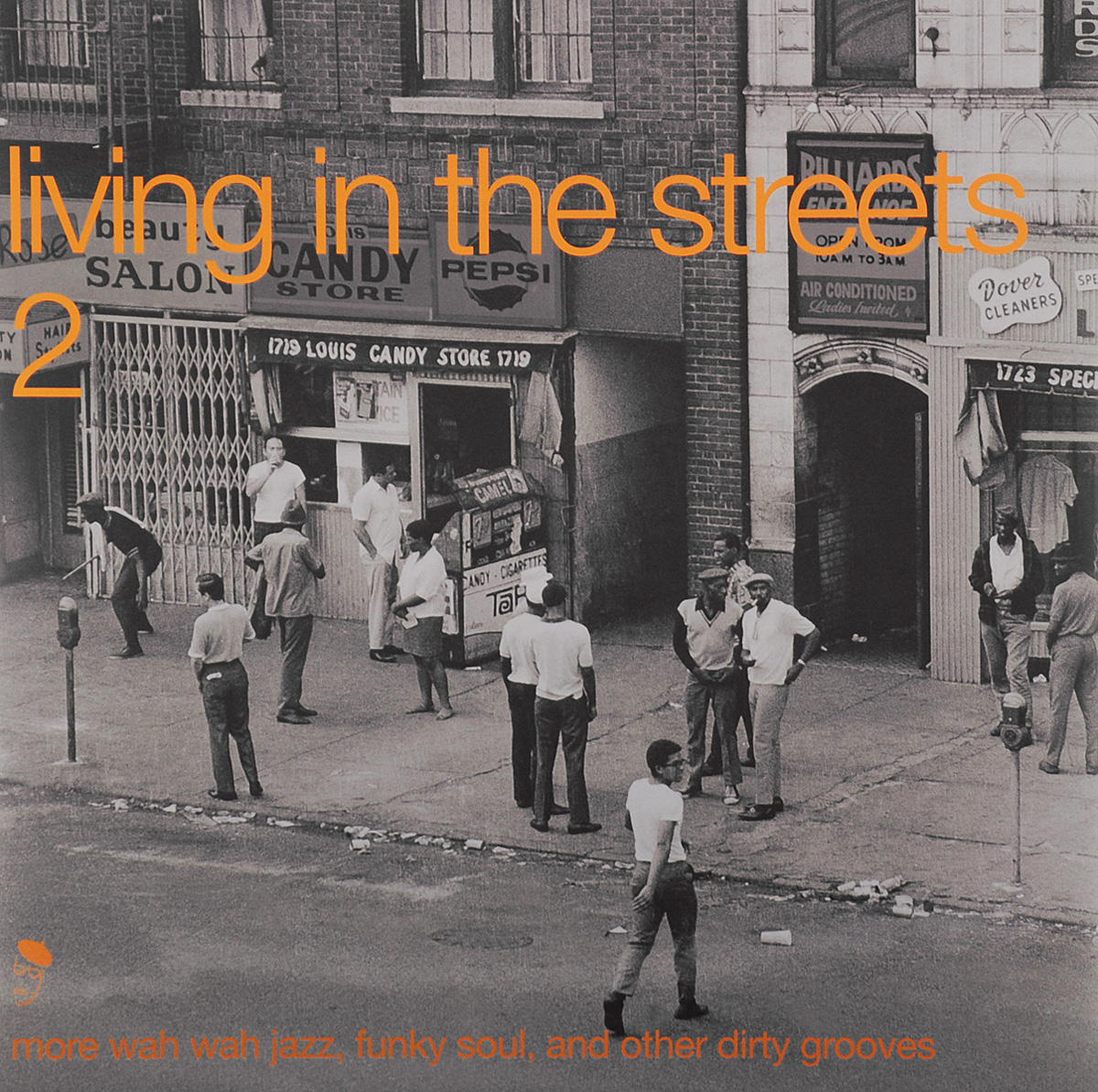Living In The Streets 2 (2 LP) motor ace motor ace five star laundry 2 lp