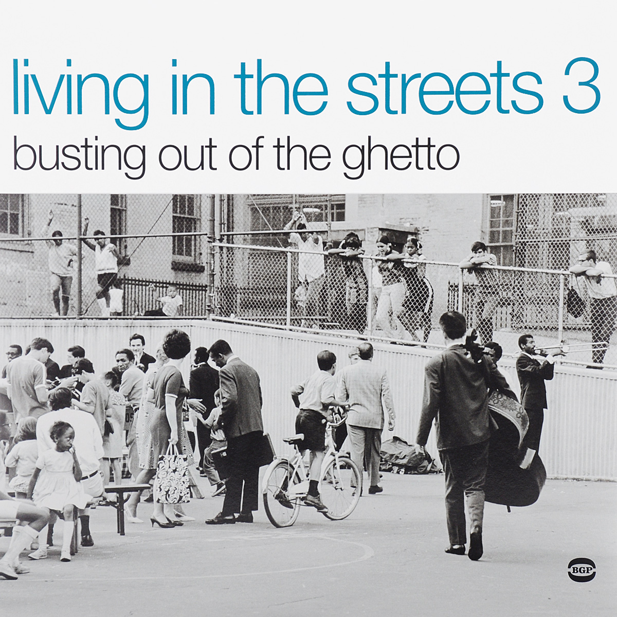 Living In The Streets 3. Busting Out Of The Ghetto (2 LP) mission survival 4 tracks of the tiger