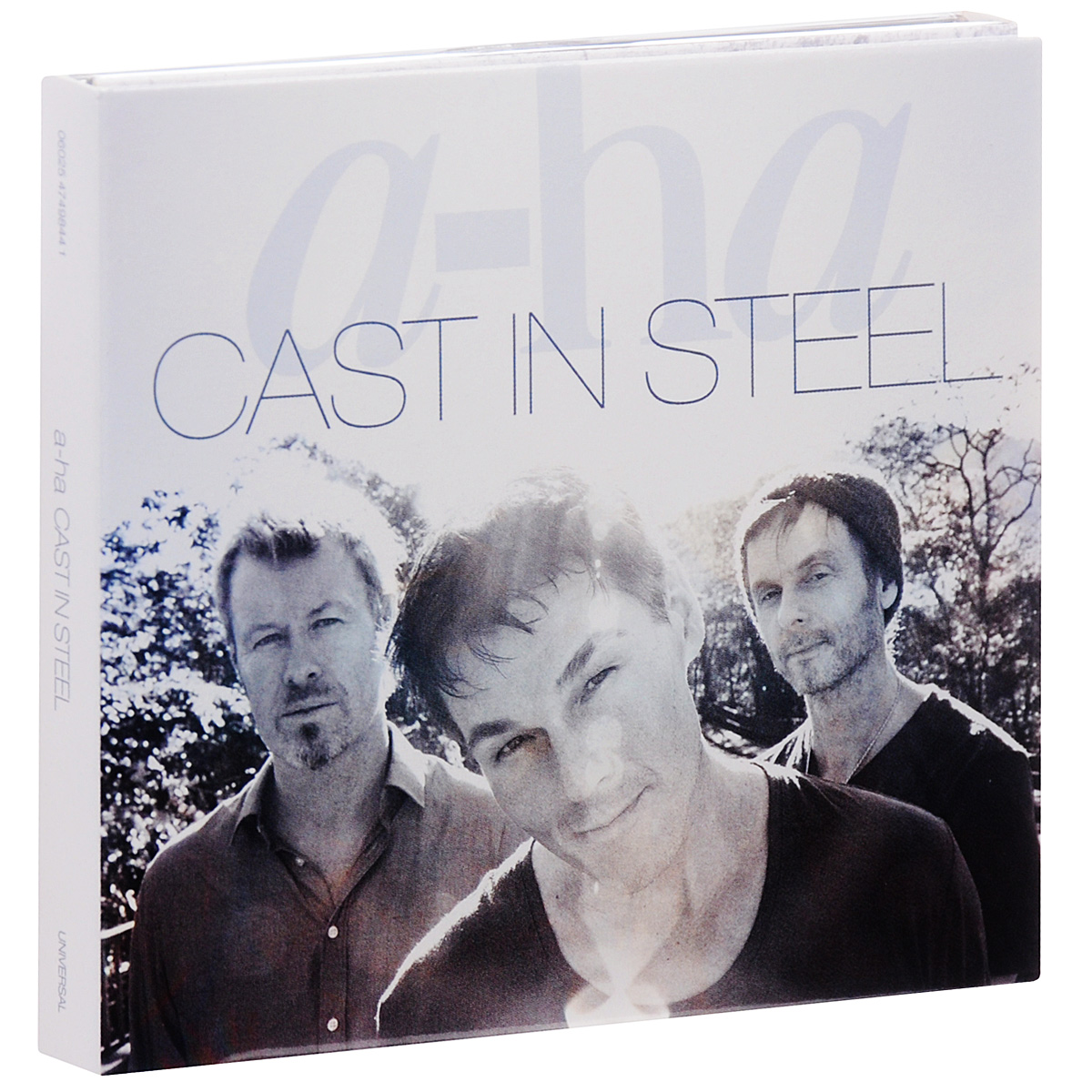A-Ha A-Ha. Cast In Steel. Deluxe Edition (2 CD) a ha cast in steel cd page 9
