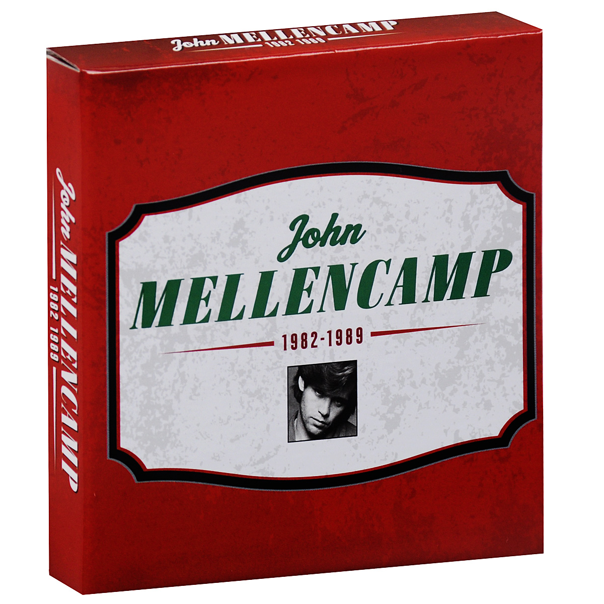 Джон Мелленкамп John Mellencamp. 1982-1989 (5 CD) the jam the jam all mod cons lp