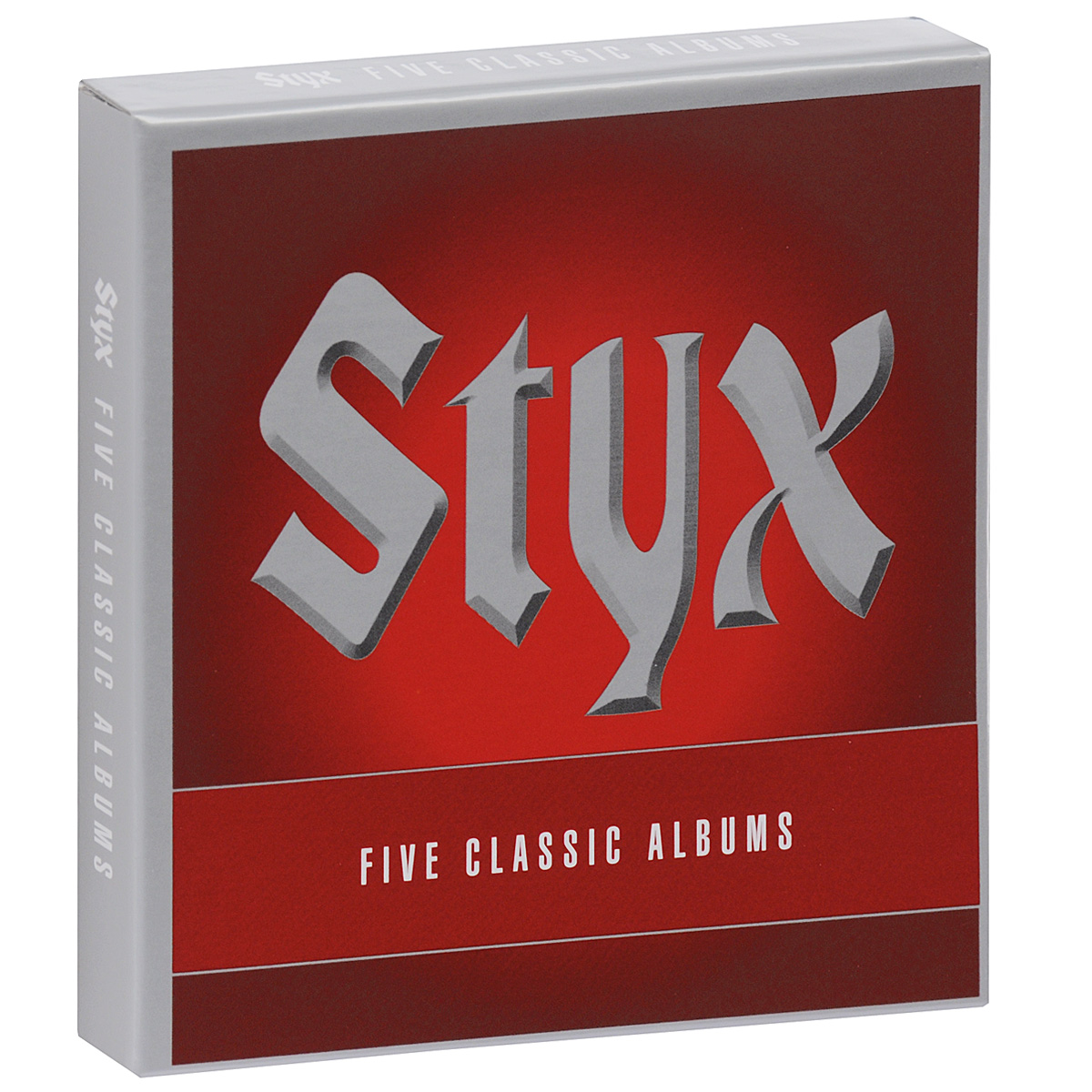 Styx Styx. Five Classic Albums (5 CD) sun records 9 classic albums 4 cd