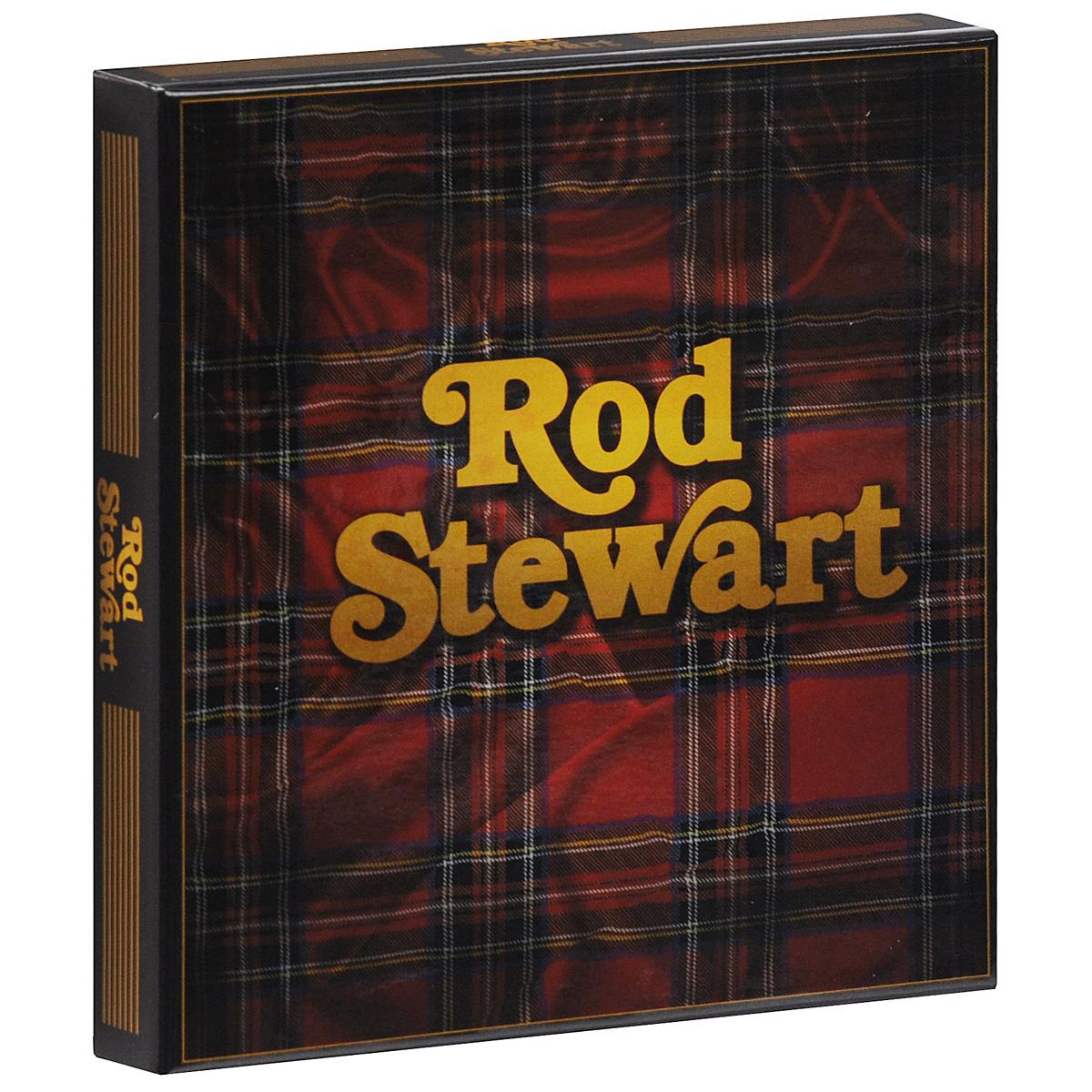 Род Стюарт Rod Stewart. Rod Stewart (5 CD) cd диск rod stewart it had to be you the great american songbook 1 cd