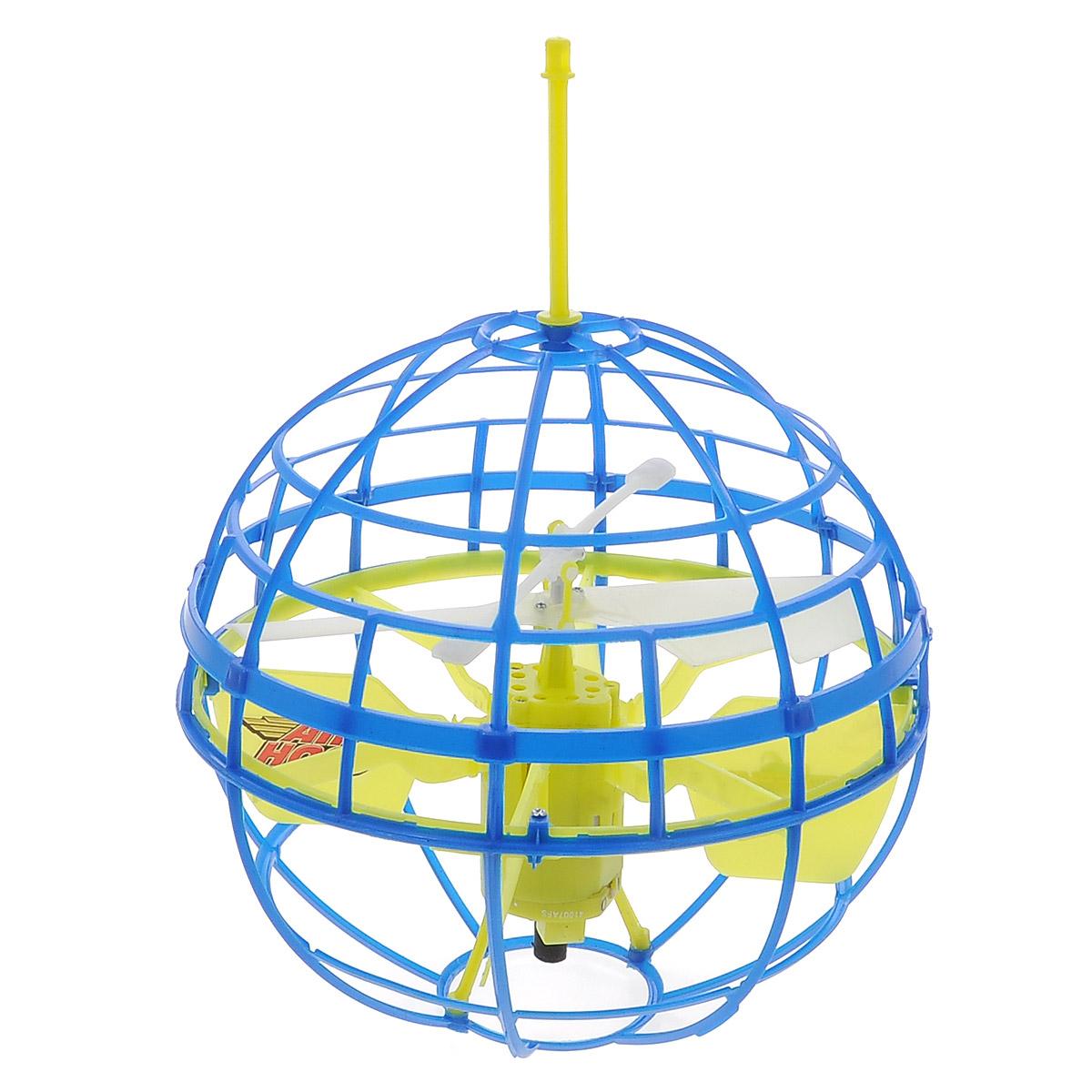 Air Hogs Игрушка на радиоуправлении Atmosphere Axis цвет синий