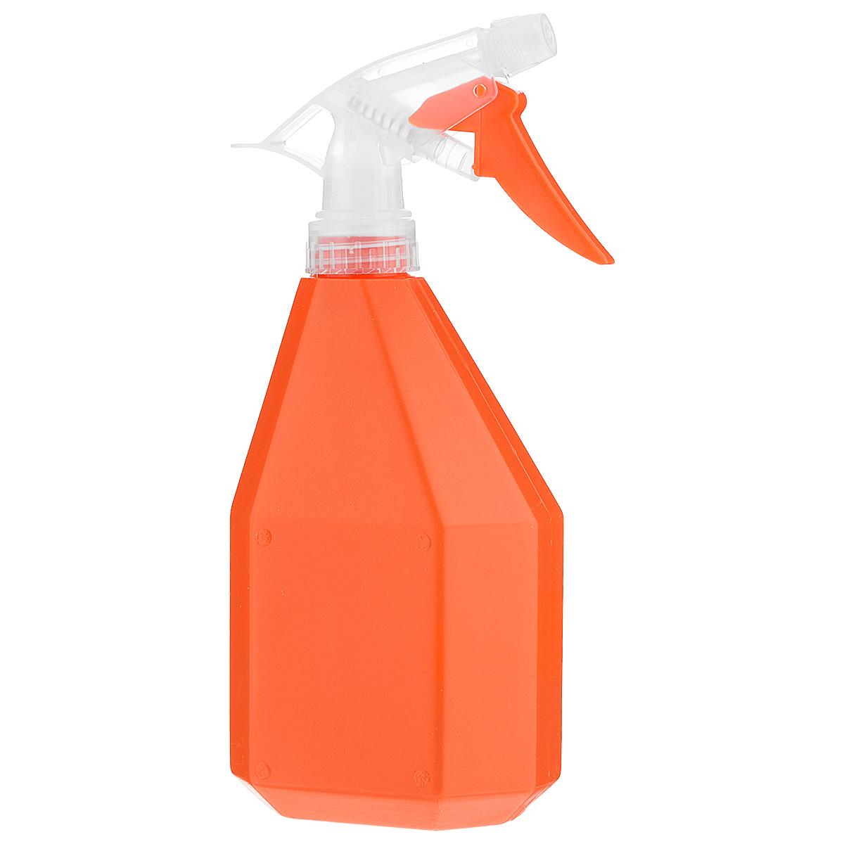 Опрыскиватель Idea Конус, цвет: оранжевый, 0,5 лМ 2143Опрыскиватель Idea Конус оснащен специальной насадкой. Изготовлен из полипропилена и всегда поможет вам в уходе за вашими любимыми растениями.Объем: 0,5 л.Высота: 22,5 см.