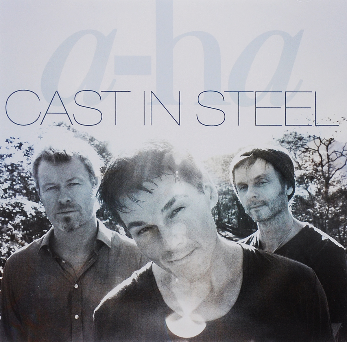 A-Ha A-Ha. Cast in Steel a ha cast in steel cd page 9