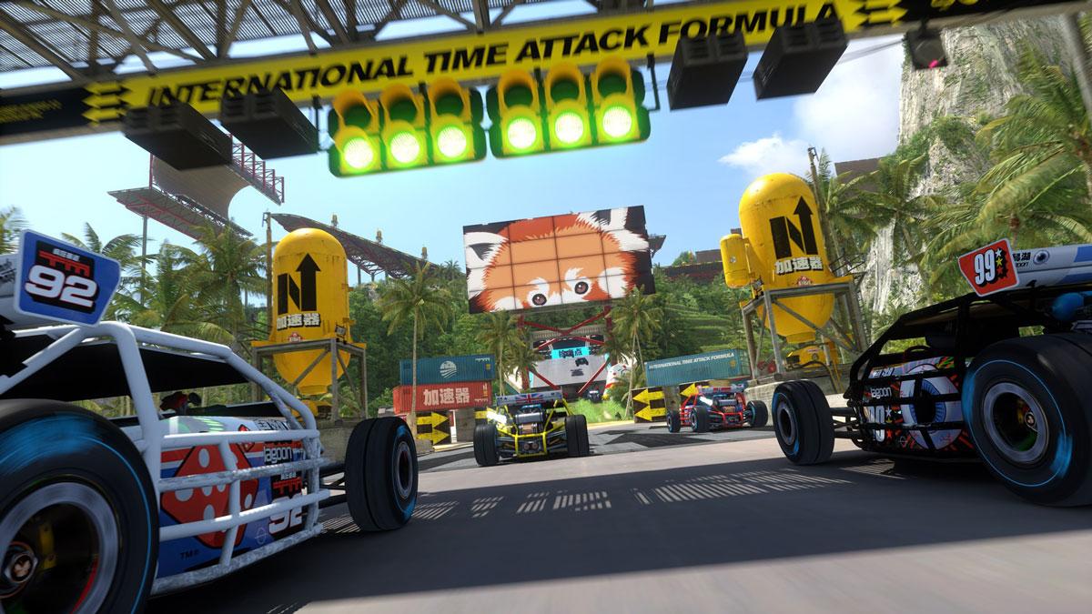 Trackmania Turbo (поддержка VR) (PS4) Nadeo