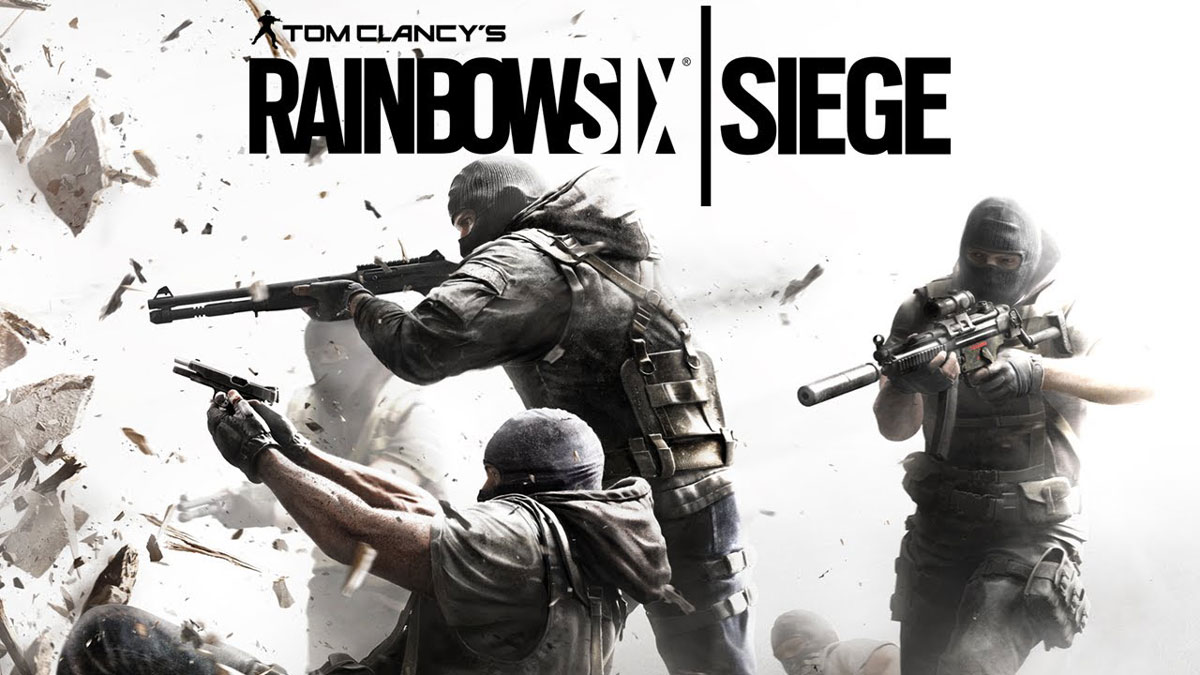 Tom Clancy's Rainbow Six: Осада. Standard Edition