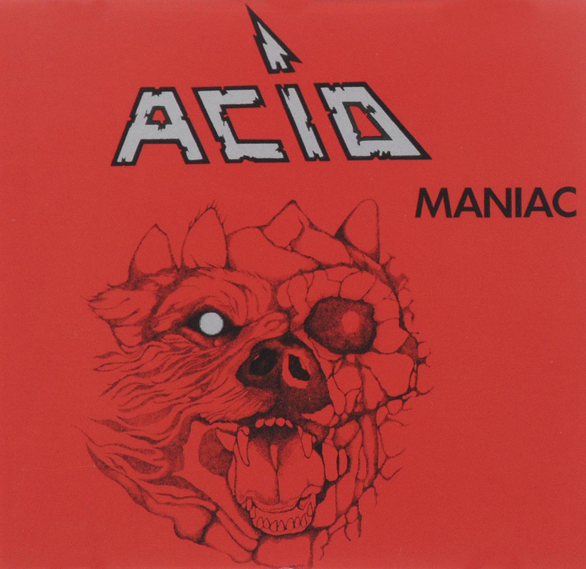 Acid Acid. Maniac acid mine drainage