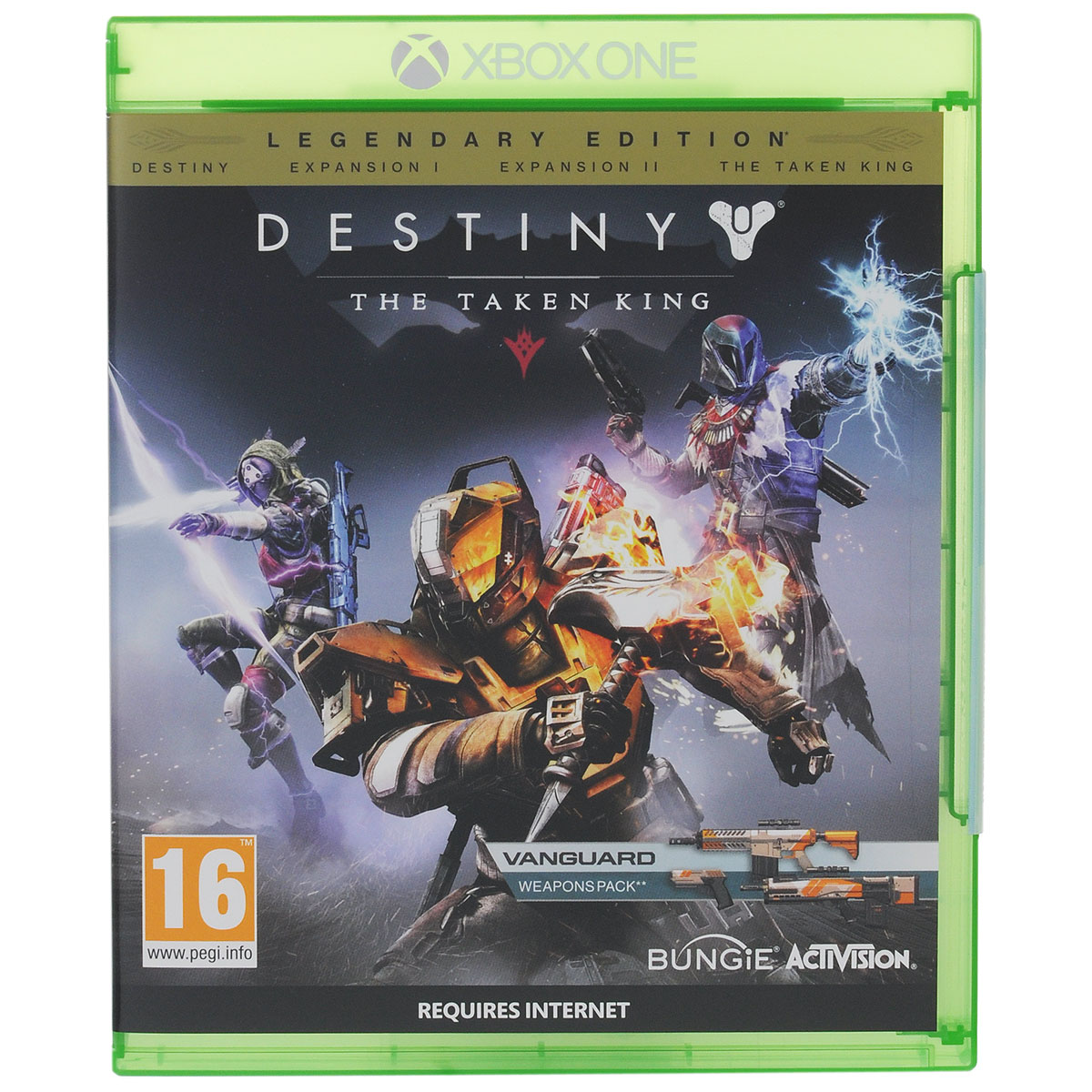 Destiny: The Taken King (Xbox One), Bungie Software