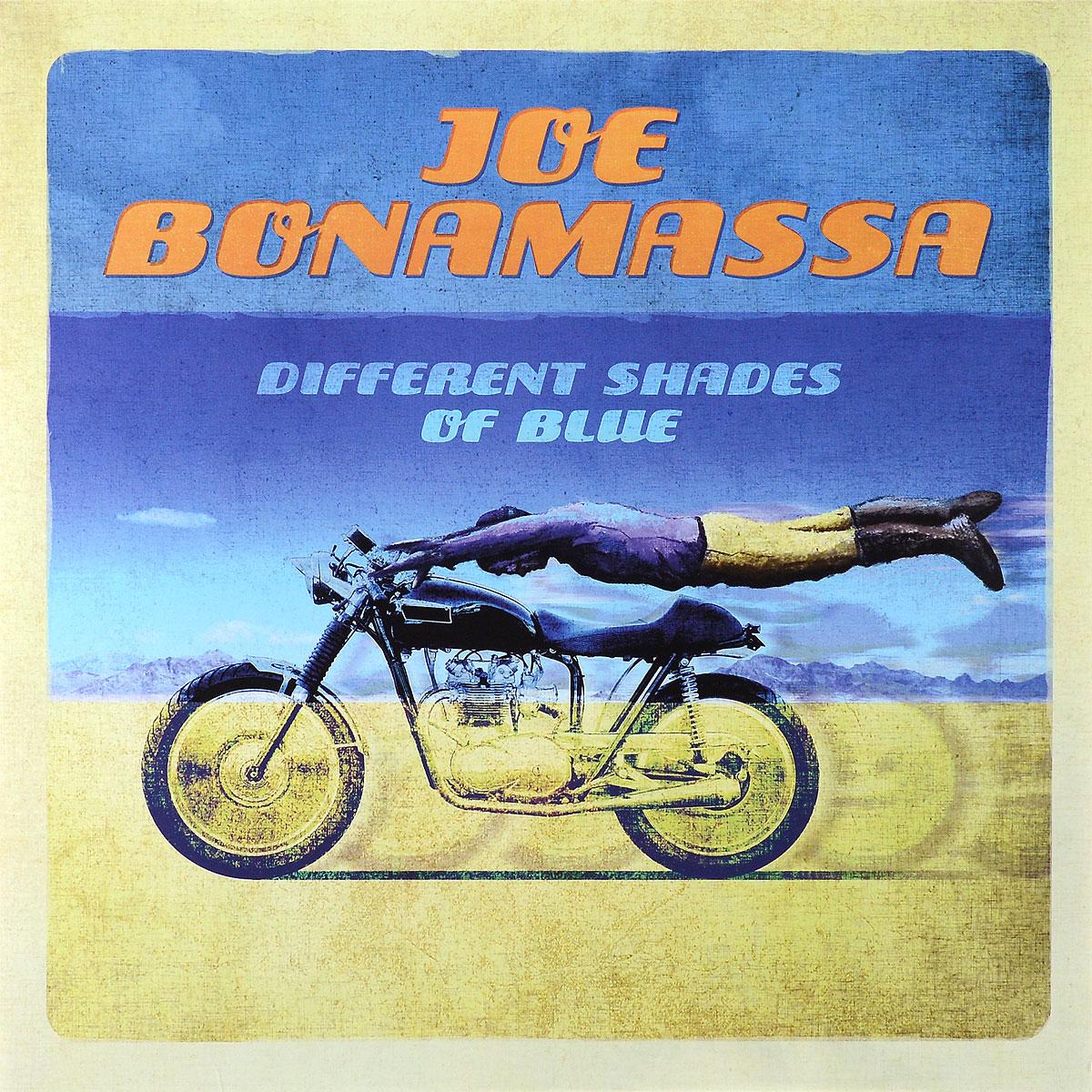 Джо Бонамасса Joe Bonamassa. Different Shades Of Blue (LP) tolkien j r r the silmarillion