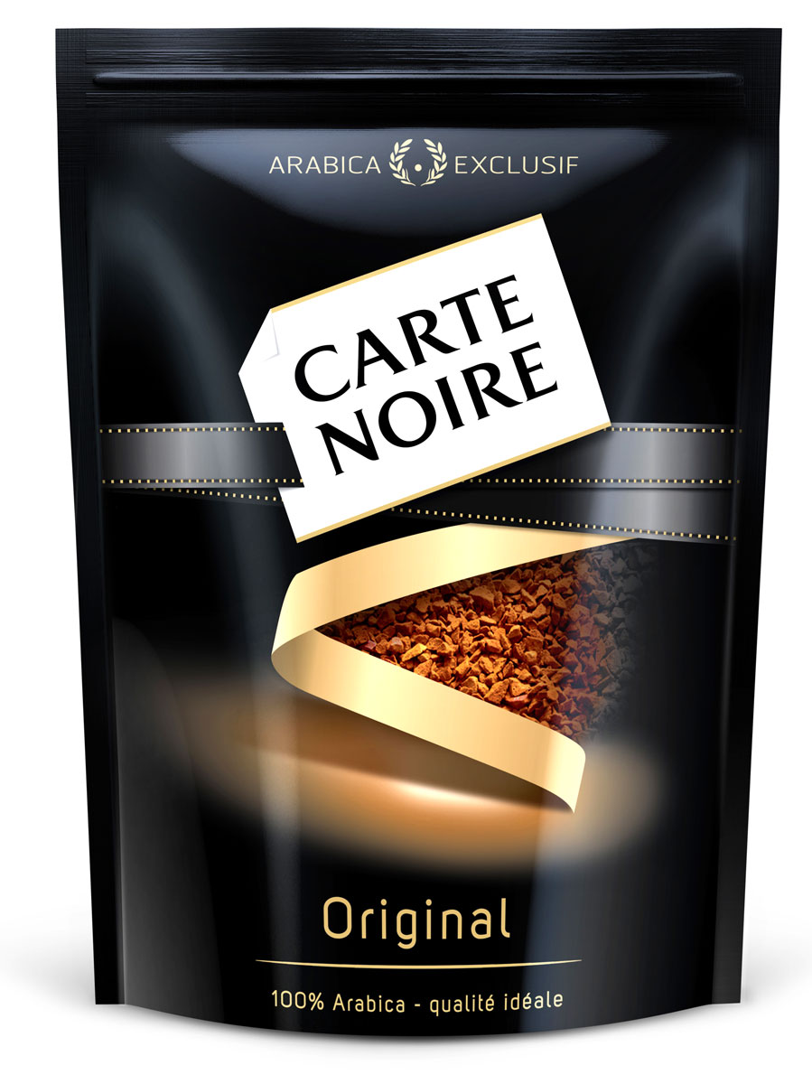 Carte Noire Original кофе растворимый, 75 г растворимый кофе carte noire купить