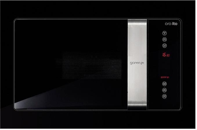 Gorenje BM6250 ORA X встраиваемая СВЧ-печь336876Микроволновая печь Gorenje BM 6250 ORA X — эффективное и надежное в эксплуатации устройство. Минималистичный дизайн дополнен сенсорной панелью управления. Камера выполнена из долговечного материала — нержавеющей стали. Функция автоматического размораживания — полезное дополнение к функциональному оснащению устройства. Устройство самостоятельно определяет время и уровень мощности, исходя из заданных параметров веса и типа продукта. Блокировка панели управления защищает микроволновую печь от изменения пользовательских настроек и активирования дополнительных функций.