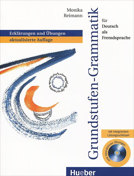 Grundstufen-Grammatik fur Deutsch als Fremdsprache (+ CD-ROM) grammatik