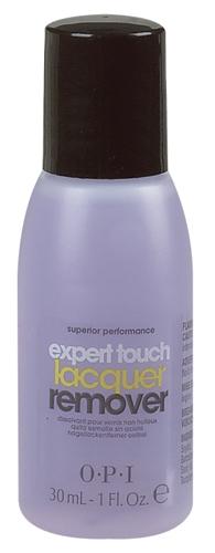 OPI Жидкость для снятия лака ExpertTouch, 30 млAL411Жидкость для снятия лака обладает приятным ароматом цитрусовых и может использоваться для регулярного применения. Применяется при маникюре и педикюре для ухода за натуральными ногтями и кутикулой. Экстракты растений формируют на ногтях надежную защиту от внешних воздействий, благодаря содержанию высокоценных компонентов. Expert Touch Lacquer Remover OPI - новое средство для натуральных ногтей. Этот продукт являет собой формулу для натуральных ногтей, содержит ухаживающие компоненты, не сушит ногти и предохраняют их от повреждений. Применять его следует во время процедур маникюра и педикюра. Средство можно использовать и в домашних условиях. Уверены, что вы в полной мере оцените Жидкость для ногтей Эксперт Тач от OPI. Состав данного средства содержит натуральные компоненты, формирующие защиту от негативного воздействия внешней среды, химических веществ. Жидкость для ногтей снимает яркие оттенки лаков и предназначена для комплексного ухода за состоянием ногтей. Нежирная формула для ногтей способствует хорошему внешнему виду ногтей на протяжении длительного времени.