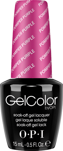 OPI Гель-лак GelColor Pompeii Purple, 15 млGCC09GELCOLOR от OPI. ГЕЛЬКОЛОР это 100% гель в лаковом флаконе! В отличие от гелей-лаков, из-за отсутствия лаковой составляющей ГЕЛЬКОЛОР не подвержен сколам и трещинам. Ультра-быстрое светоотверждение в LED-лампе OPI! Всего лишь 4 минуты на все слои включая базу и верхнее покрытие на всех пальцах! Не требует шлифовки ногтей перед нанесением и опиливания при снятии, а значит — не травмирует ногти! Снимается за 15 минут отмачиванием.ГЕЛЬКОЛОР - экономичен! ГЕЛЬКОЛОР - это высочайшее качество OPI по доступной цене. Оттенки легендарных лаков OPI при желании можно наносить поверх ГЕЛЬКОЛОР. Сравните стоимость ГЕЛЬКОЛОР с другими марками и Вы увидите разницу!Стойкое и сияющее покрытие на недели вперед с GELCOLOR.ГЕЛЬКОЛОР это 100% гель в лаковом флаконе! В отличие от гелей-лаков, из-за отсутствия лаковой составляющей ГЕЛЬКОЛОР не подвержен сколам и трещинам.Ультра-быстрое светоотверждение в LED-лампе OPI! Всего лишь 4 минуты на все слои включая базу и верхнее покрытие на всех пальцах!Не требует шлифовки ногтей перед нанесением и опиливания при снятии, а значит — не травмирует ногти! Снимается за 15 минут отмачиванием.ГЕЛЬКОЛОР - экономичен! ГЕЛЬКОЛОР - это высочайшее качество OPI по доступной цене.Повторяют оттенки легендарных лаков OPI, которые при желании можно наносить поверх ГЕЛЬКОЛОР.Сравните стоимость ГЕЛЬКОЛОР с другими марками и Вы увидите разницу!Стойкое и сияющее покрытие на недели вперед с GELCOLOR.