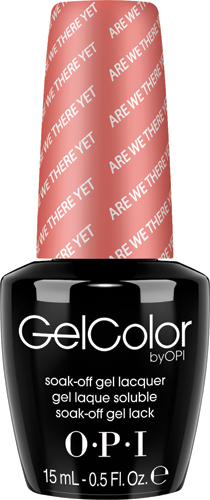 """OPI Гель-лак GelColor """"Are We There Yet?"""", 15 мл"""