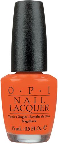 OPI Лак для ногтей Atomic Orange, 15 млNLB39Лак для ногтей OPI быстросохнущий, содержит натуральный шелк и аминокислоты. Увлажняет и ухаживает за ногтями. Форма флакона, колпачка и кисти специально разработаны для удобного использования и запатентованы.
