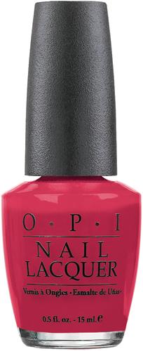 OPI Лак для ногтей OPI RED, 15 млNLL72Лак для ногтей OPI быстросохнущий, содержит натуральный шелк и аминокислоты. Увлажняет и ухаживает за ногтями. Форма флакона, колпачка и кисти специально разработаны для удобного использования и запатентованы.