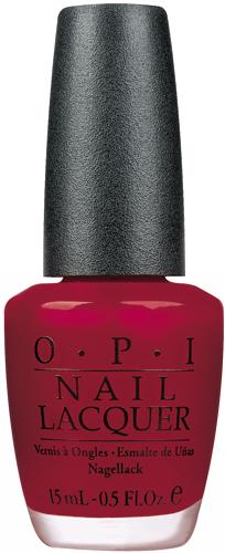 OPI Лак для ногтей MALAGA WINE, 15 млNLL87Лак для ногтей OPI быстросохнущий, содержит натуральный шелк и аминокислоты. Увлажняет и ухаживает за ногтями. Форма флакона, колпачка и кисти специально разработаны для удобного использования и запатентованы.