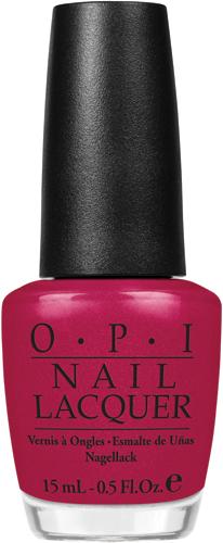 OPI Лак для ногтей Touring America Color to Diner For, 15 млNLT25Лак для ногтей OPI быстросохнущий, содержит натуральный шелк и аминокислоты. Увлажняет и ухаживает за ногтями. Форма флакона, колпачка и кисти специально разработаны для удобного использования и запатентованы.
